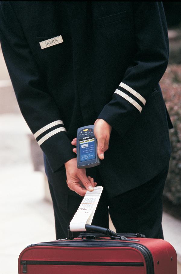 Symbol Motorola Bar Code Scanner
